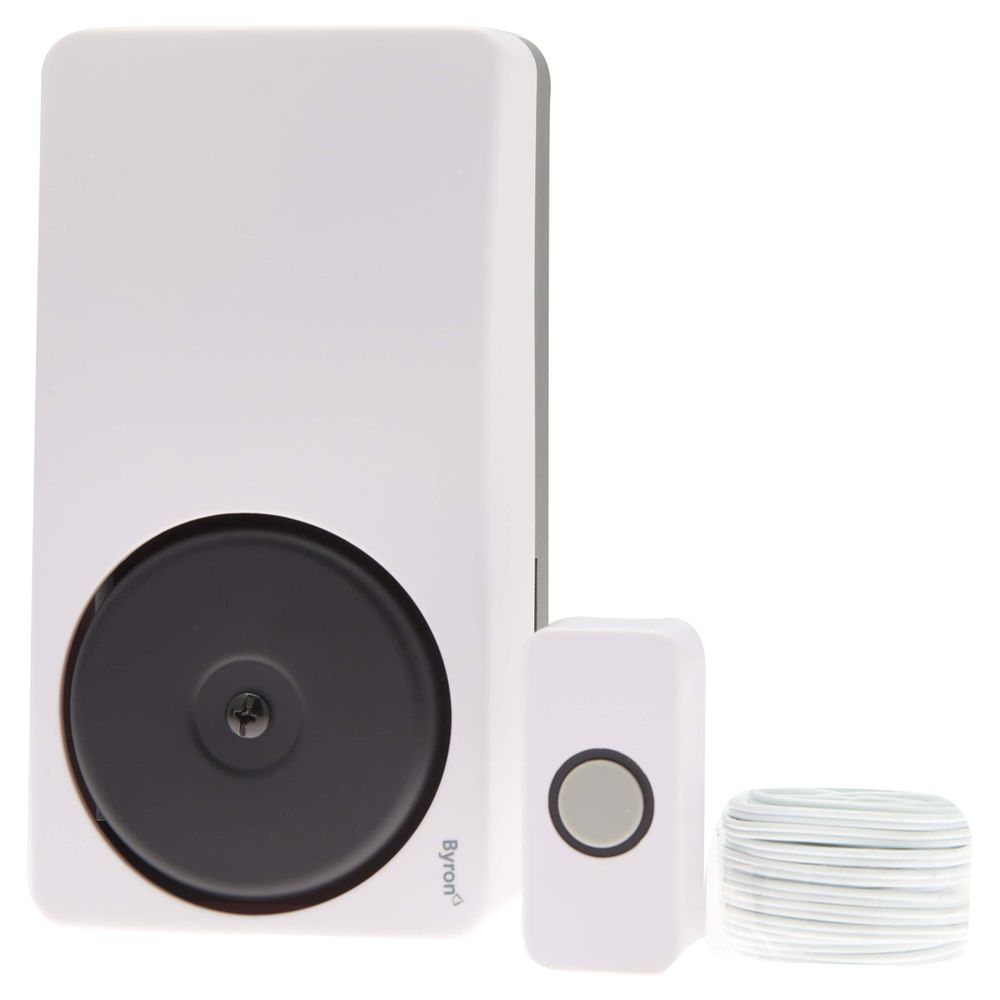 reliable hard wired door bell